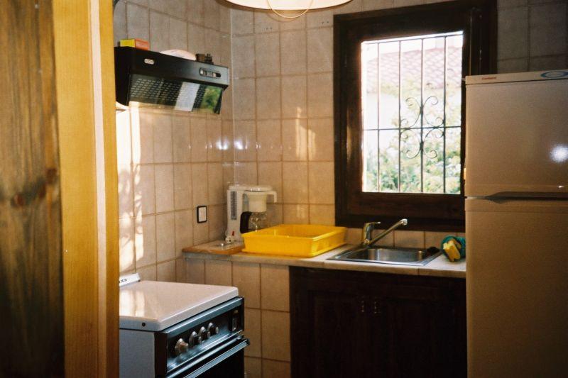 Angolo cottura Affitto Villa  96172 L'escala
