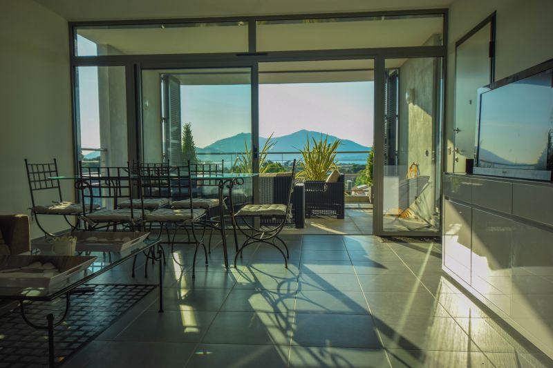 Vista dalla casa vacanze Affitto Appartamento 99887 Ajaccio