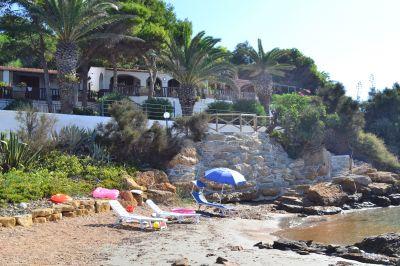 Vista dalla casa vacanze Affitto Appartamento 100665 Sciacca