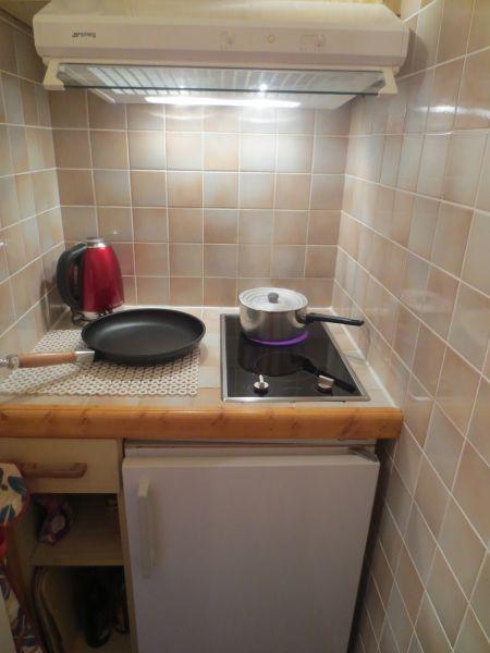Cucina separata Affitto Monolocale 101645 La Plagne