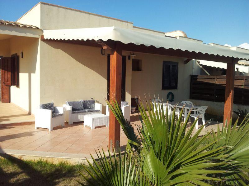 Veranda Affitto Villa  101711 Tre Fontane