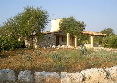 Vista dalla casa vacanze Affitto Villa  102543 Pescoluse