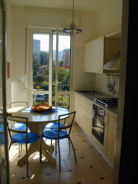 Cucina separata Affitto Appartamento 103029 Diano Marina