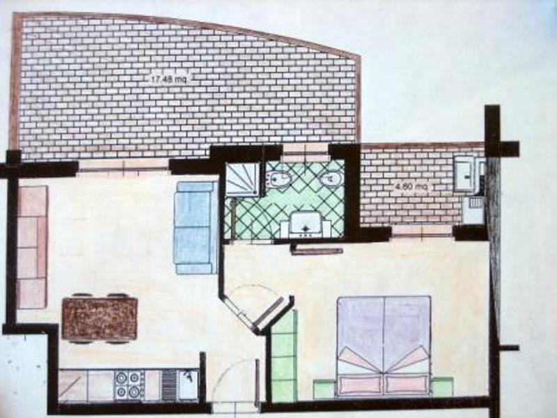 Affitto Appartamento 105480 Tortoreto