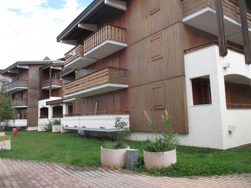 Vista esterna della casa vacanze Affitto Appartamento 106612 Les 2 Alpes