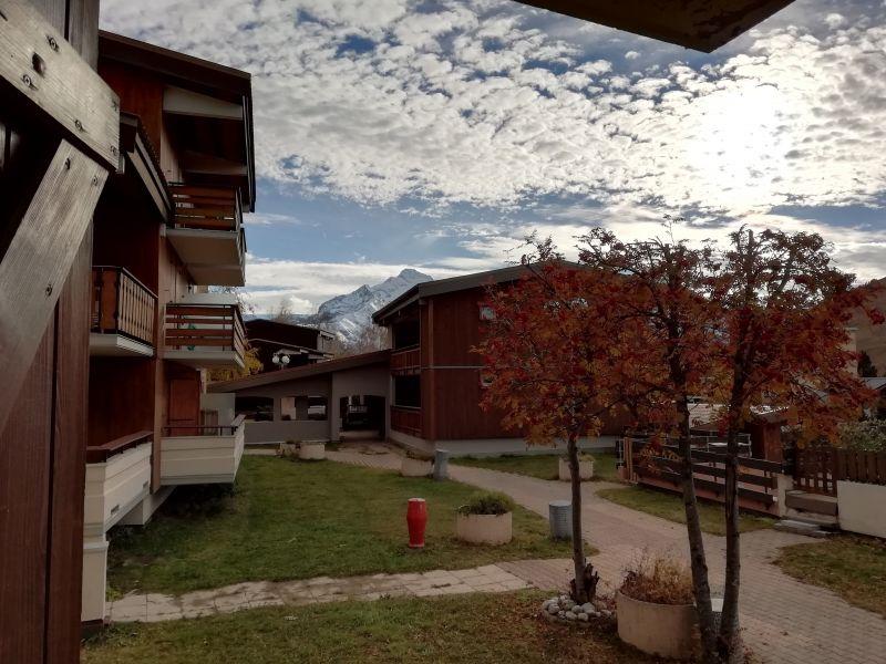Vista dal balcone Affitto Appartamento 106612 Les 2 Alpes