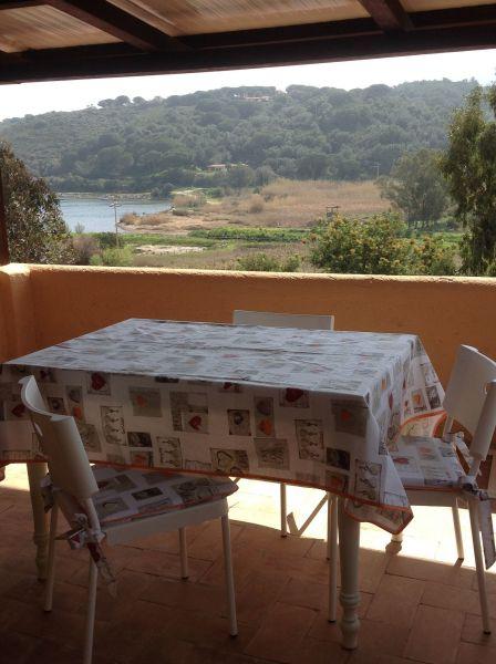 Veranda Affitto Monolocale 108721 Porto Azzurro