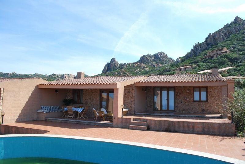 Vista dalla casa vacanze Affitto Villa  109505 Trinità d'Agultu e Vignola