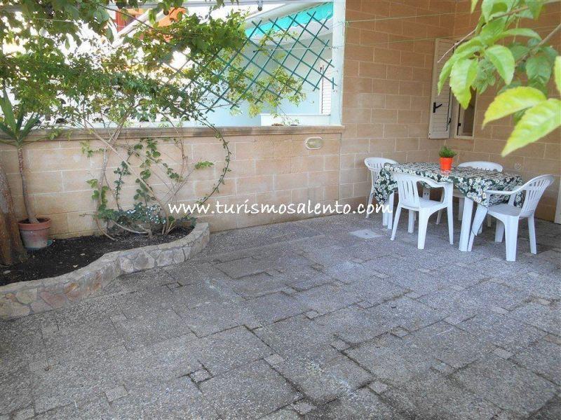 Giardino Affitto Monolocale 111072 Gallipoli