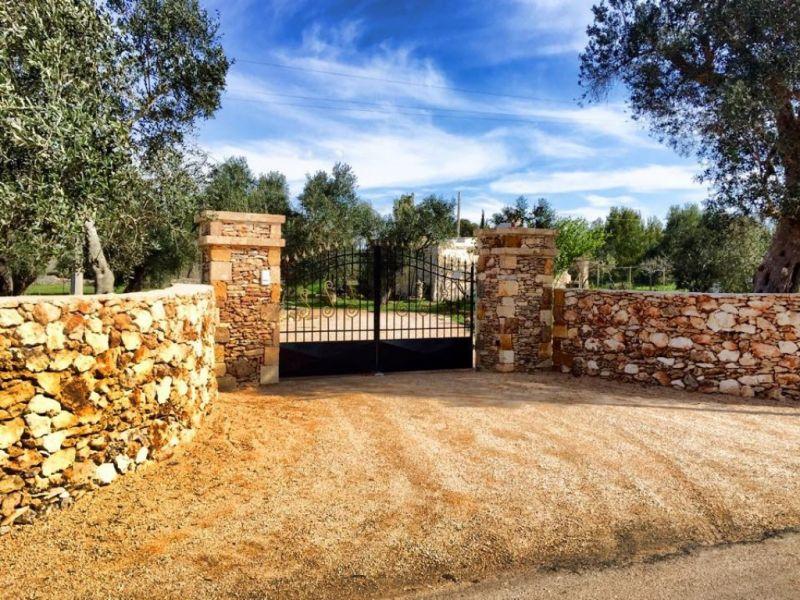 Entrata Affitto Casa rupestre 112062 Gallipoli