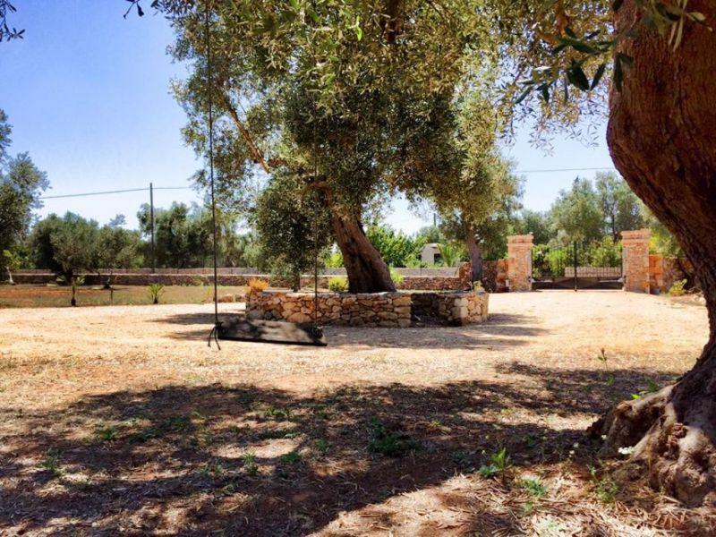 Parcheggio Affitto Casa rupestre 112062 Gallipoli