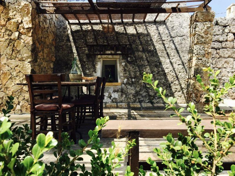 Veranda 2 Affitto Casa rupestre 112062 Gallipoli