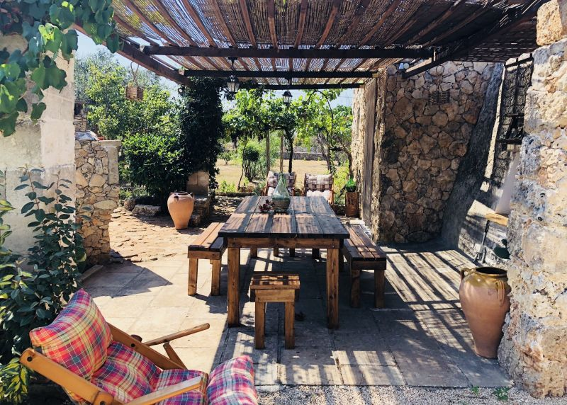 Barbecue Affitto Casa rupestre 112062 Gallipoli