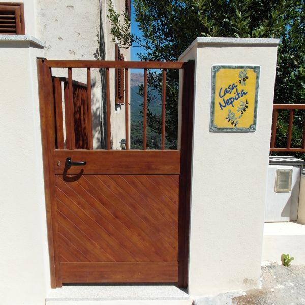 Entrata Affitto Agriturismo 112645 Sainte Lucie de Tallano