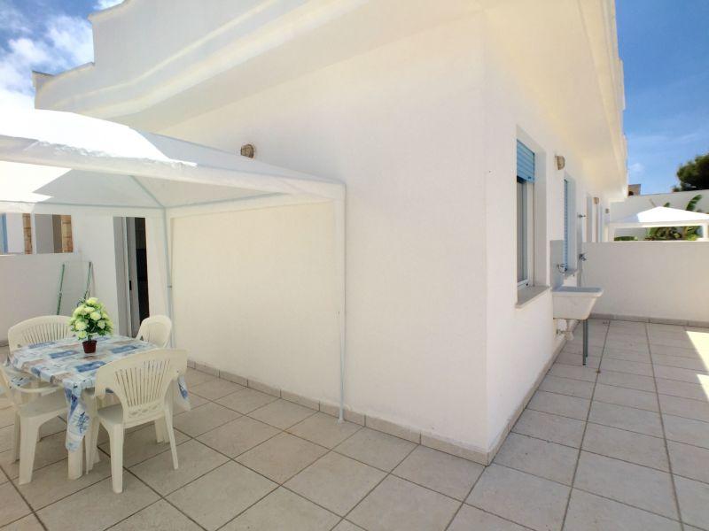 Vista esterna della casa vacanze Affitto Appartamento 113129 Gallipoli