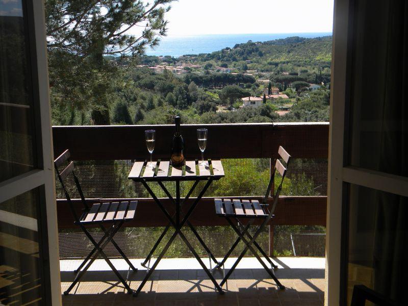 Terrazzo Affitto Appartamento 115069 Campo nell'Elba