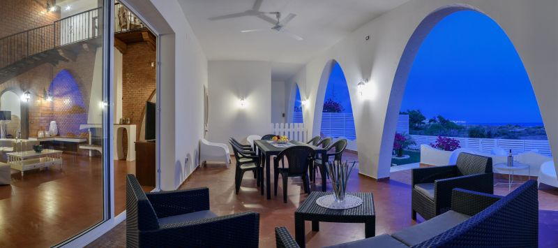 Soggiorno Affitto Villa  116102 Marina di Ragusa