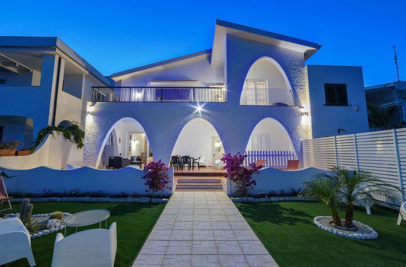 Entrata Affitto Villa  116102 Marina di Ragusa