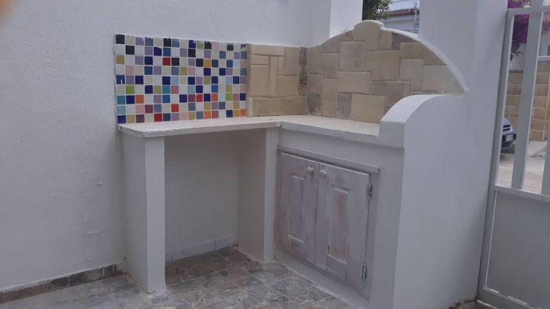 Barbecue Affitto Appartamento 116787 Porto Cesareo