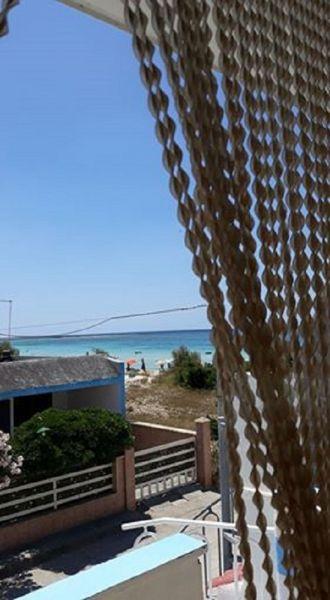 Vista dal balcone Affitto Appartamento 116787 Porto Cesareo