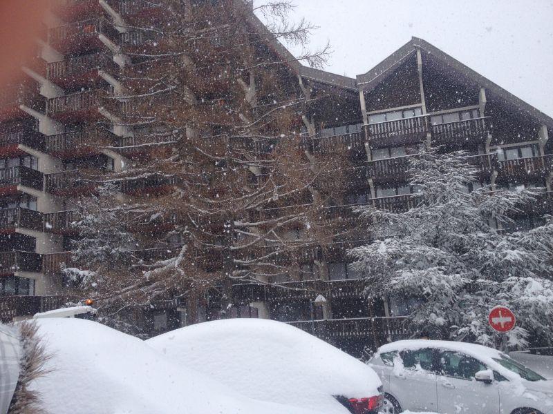Vista esterna della casa vacanze Affitto Appartamento 117362 Pra Loup
