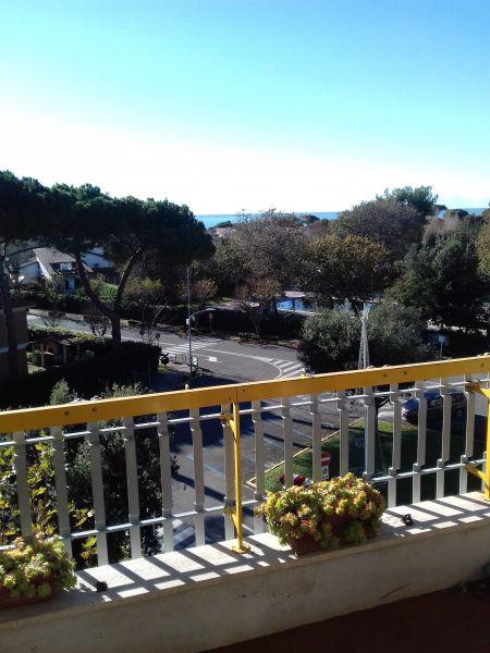 Vista dal balcone Affitto Appartamento 117889 Ladispoli