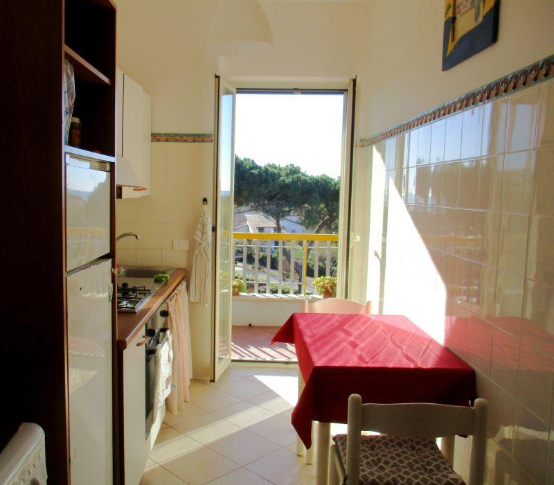 Cucina separata Affitto Appartamento 117889 Ladispoli