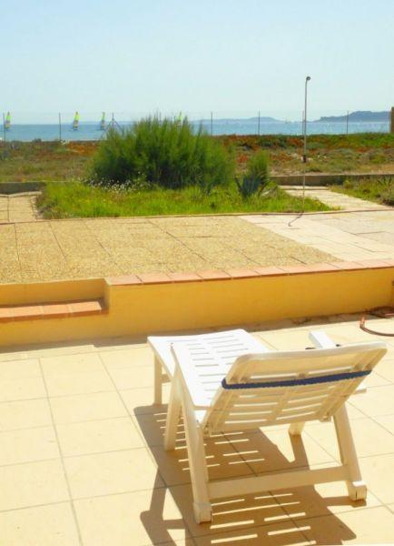 Vista dal terrazzo Affitto Appartamento 118190 Hyères