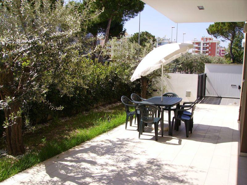 Giardino Affitto Appartamento 118596 Alba Adriatica