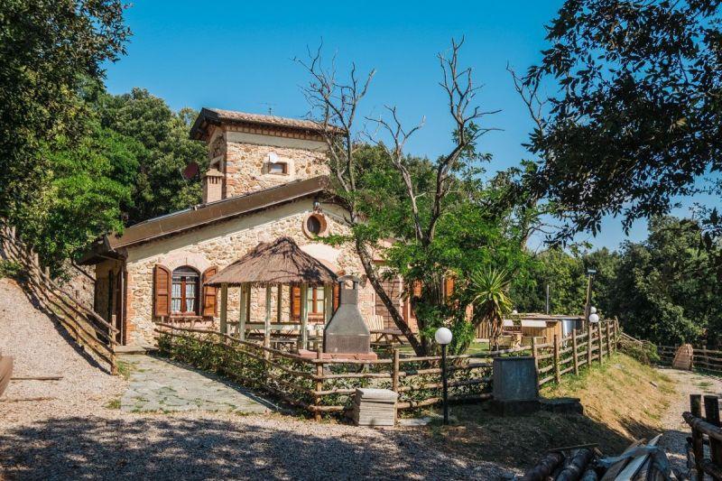 Entrata Affitto Villa  118750 Gavorrano