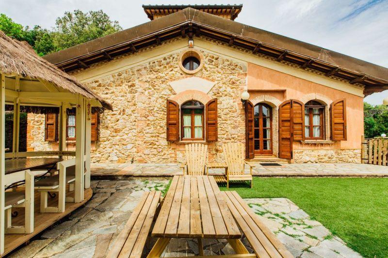 Veranda Affitto Villa  118750 Gavorrano
