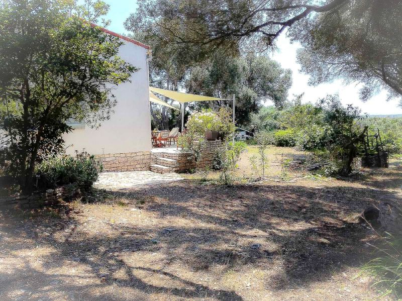 Vista esterna della casa vacanze Affitto Villa  118805 Bonifacio