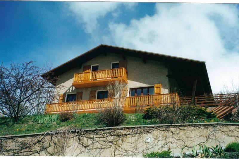Vista esterna della casa vacanze Affitto Chalet 118841 Serre Chevalier