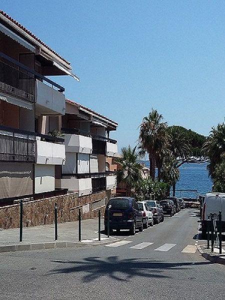 Vista esterna della casa vacanze Affitto Appartamento 119527 Sainte Maxime