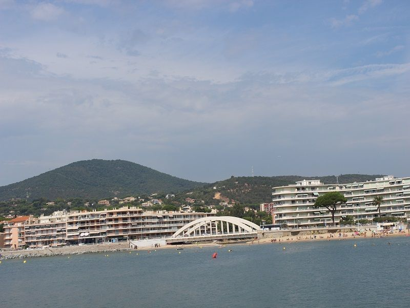 Spiaggia Affitto Appartamento 119527 Sainte Maxime