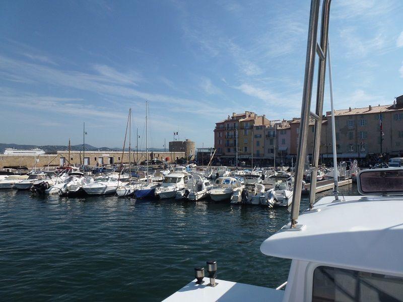 Altra vista Affitto Appartamento 119527 Sainte Maxime