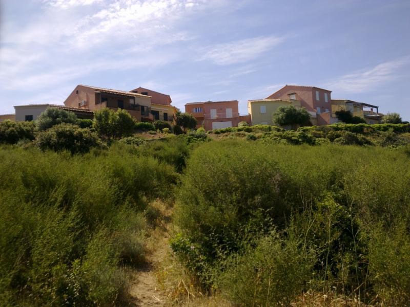 Vista nelle vicinanze Affitto Appartamento 64700 Isola Rossa