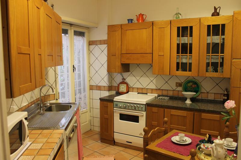 Cucina separata Affitto Appartamento 66395 Roma