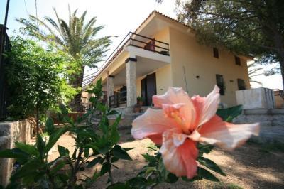 Vista esterna della casa vacanze Affitto Appartamento 68419 Avola