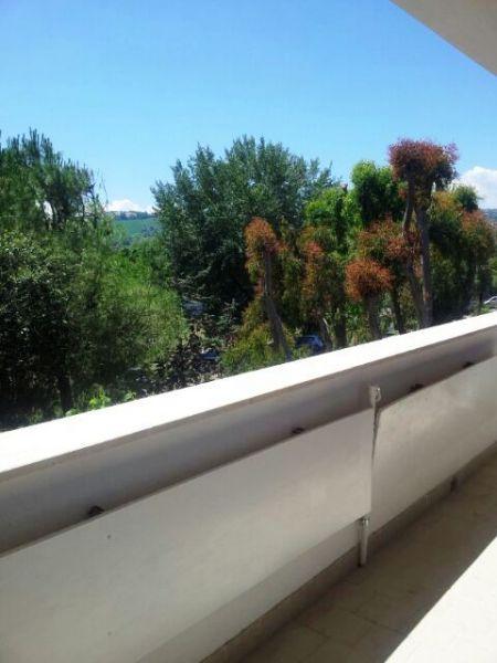 Vista dal balcone Affitto Appartamento 71115 Giulianova