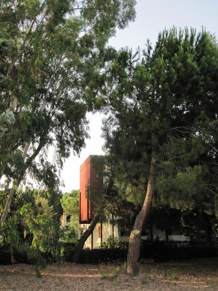 Vista esterna della casa vacanze Affitto Appartamento 71115 Giulianova