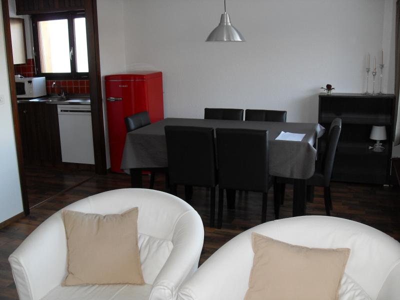 Sala da pranzo Affitto Appartamento 74081 La Tzoumaz