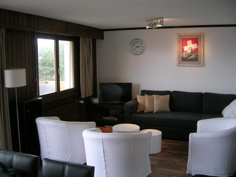 Salotto Affitto Appartamento 74081 La Tzoumaz