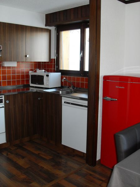 Angolo cottura Affitto Appartamento 74081 La Tzoumaz