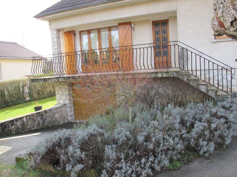 Vista esterna della casa vacanze Affitto Villa  76953 Fontainebleau