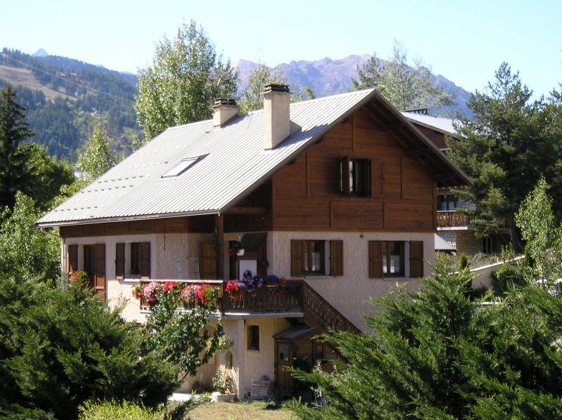 Vista esterna della casa vacanze Affitto Appartamento 78318 Serre Chevalier