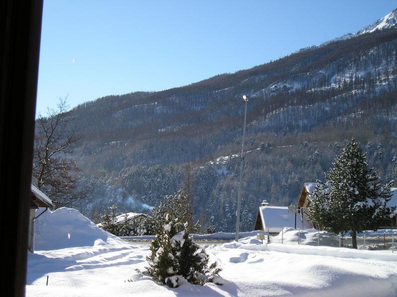 Vista dalla casa vacanze Affitto Appartamento 78318 Serre Chevalier