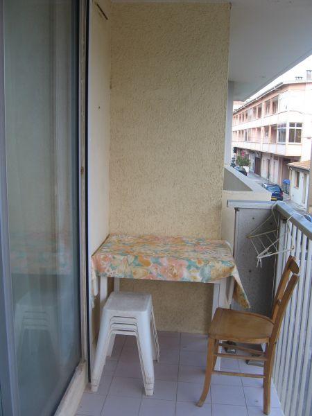 Vista dal balcone Affitto Monolocale 92560 Valras-Plage