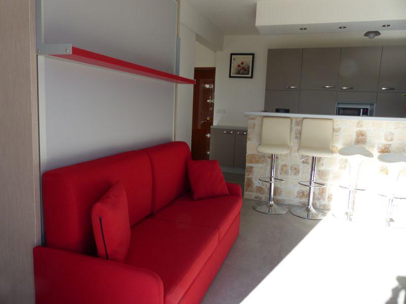 Sala da pranzo Affitto Appartamento 93557 Nizza