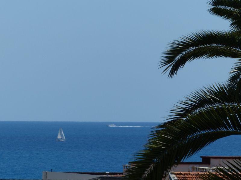 Vista dal terrazzo Affitto Appartamento 93557 Nizza
